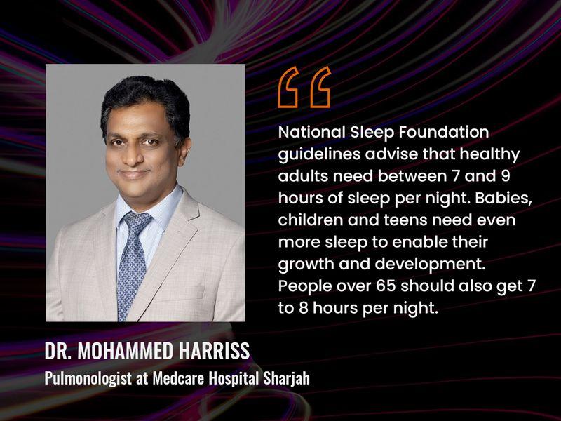 Dr Mohammed Harriss