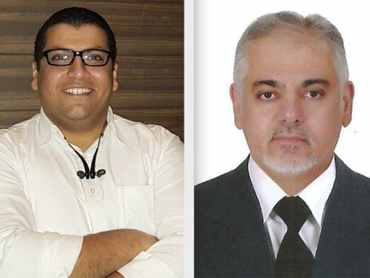 Mahmoud and Saeed