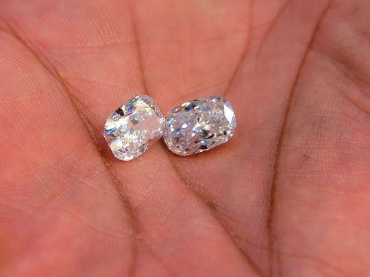 Stock - Diamond (Siroya Jewellers)