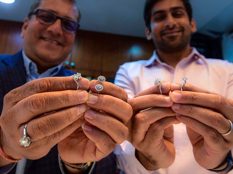 Stock - Diamonds (Siroya Jewellers)