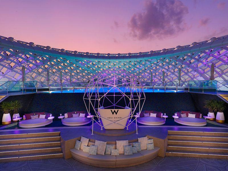 W Hotel Abu Dhabi