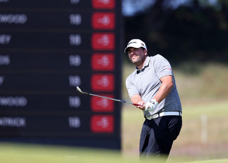 Golf - Jack Senior