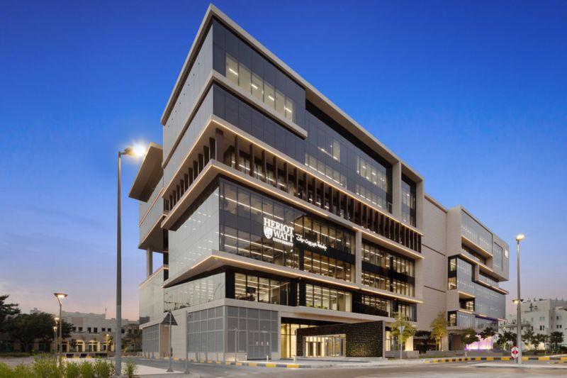 Heriot-Watt University Dubai-1625839445126