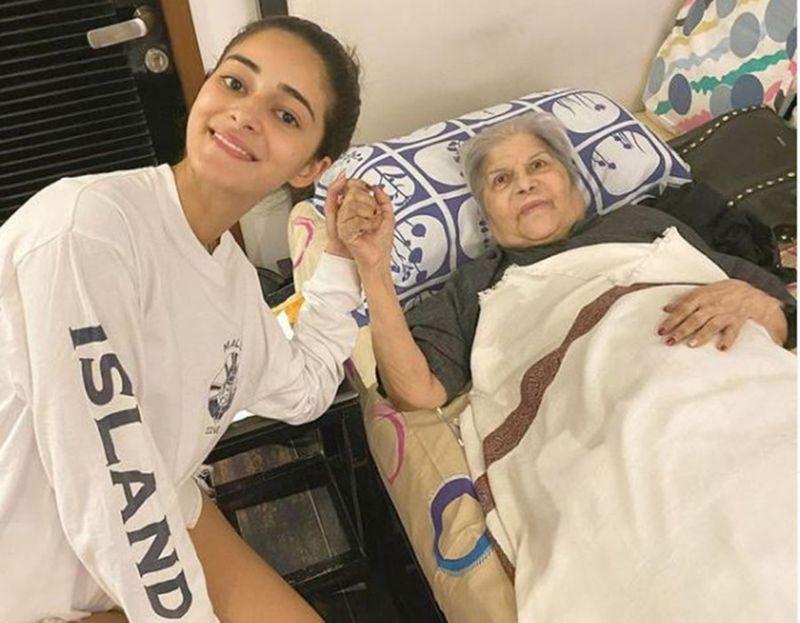 Ananya grandmother-1625922658703