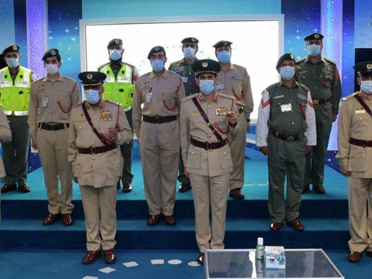 Patrol 512 Dubai Police's Fastest Responders in 2020-1625912215243
