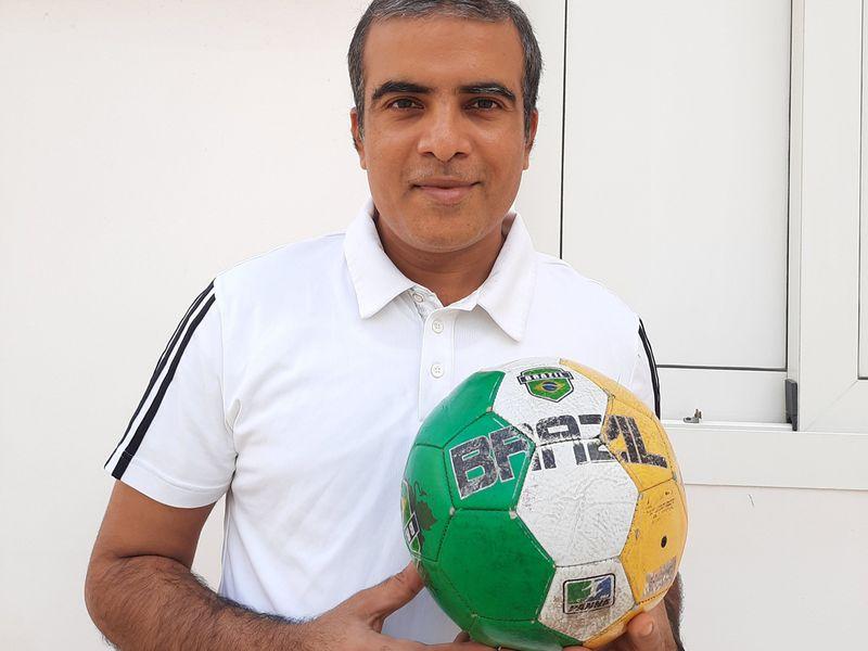 Favourite sport_Omar Shariff