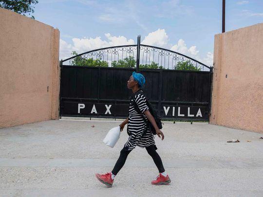Haiti president mortuary President Jovenel Moise