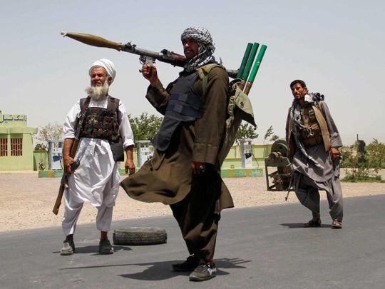Mujahideen afghanistan taliban