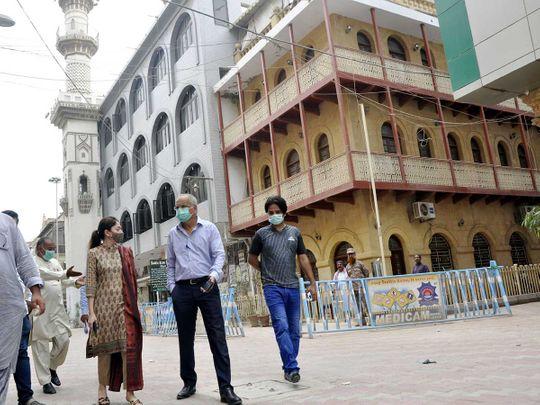 Sharmila Farooqi Jinnah birthplace Wazir mansion
