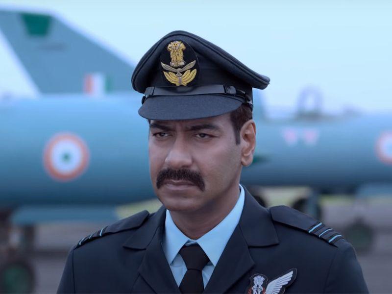 Ajay Devgn in 'Bhuj' trailer-1626084484512