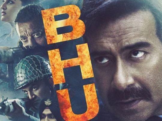 Ajay Devgn in 'Bhuj'