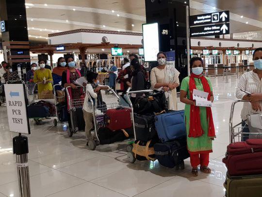 Zulekha Hospital Staff Travelling to UAE-1626094150529