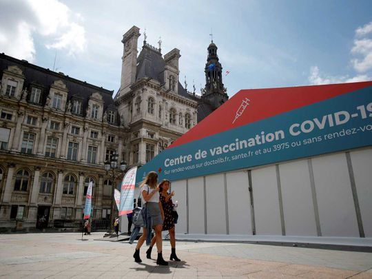 France covid vaccine