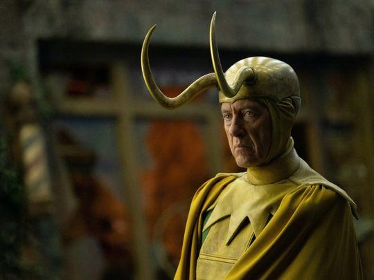 Richard E Grant as Loki