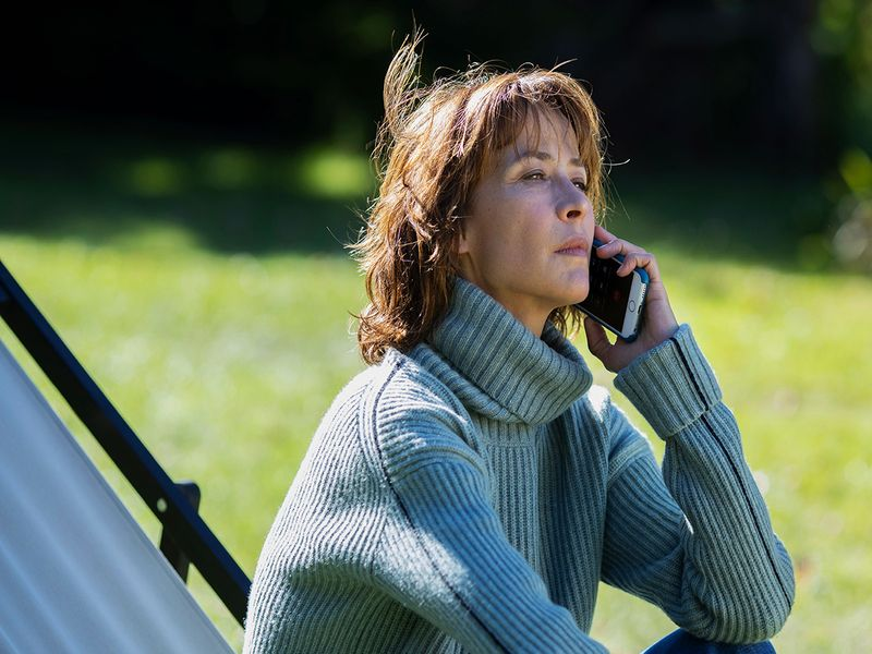 Sophie Marceau in 'Everything Went As It Should Be'