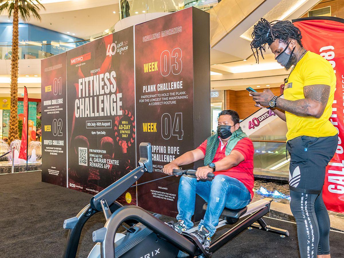 AGC_fitness challenge
