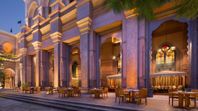 Emirates Palace Mezlai