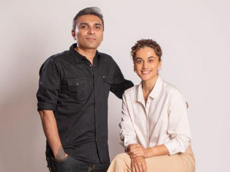 Pranjal Khandhdiya and Taapsee Pannu