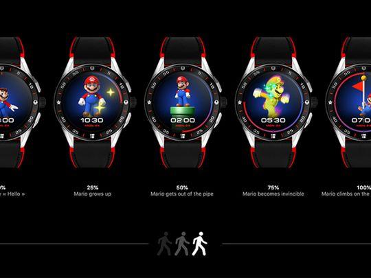 Tag Heuer Super Mario