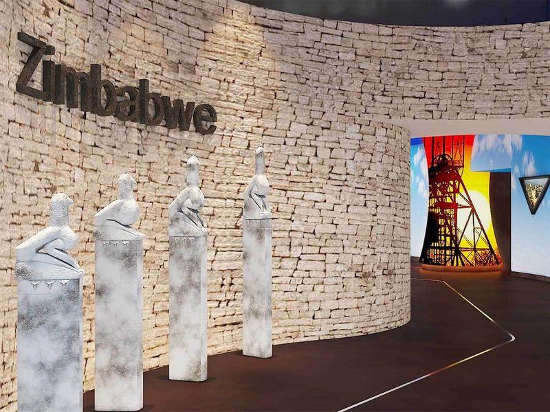 zimbabwe pavilion expo 2020
