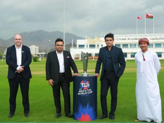 Cricket - ICC World T20 launch