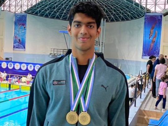 Swimmer - Srihari Nataraj