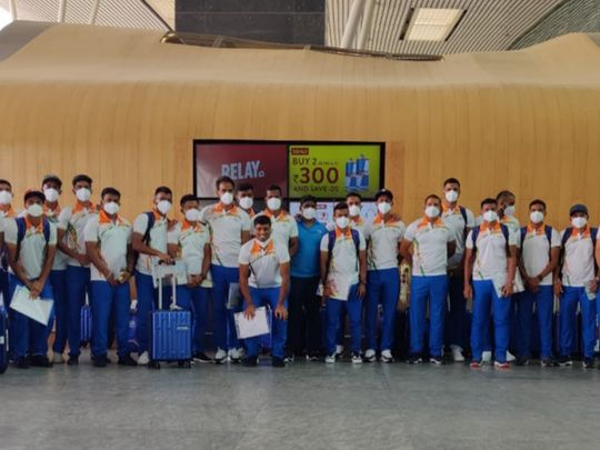 Hockey - Indian team