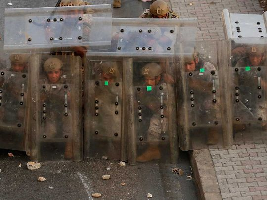 Lebanon soldiers