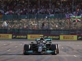 Mercedes' Lewis Hamilton takes top spot for the Sprint ahead of the Formula One British Grand Prix at Silverstone