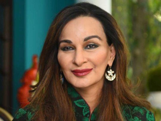 Pakistan Senator Sherry Rehman