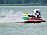 Team Abu Dhabi 1 on the way to victory in Poland