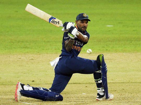Cricket - Dhawan