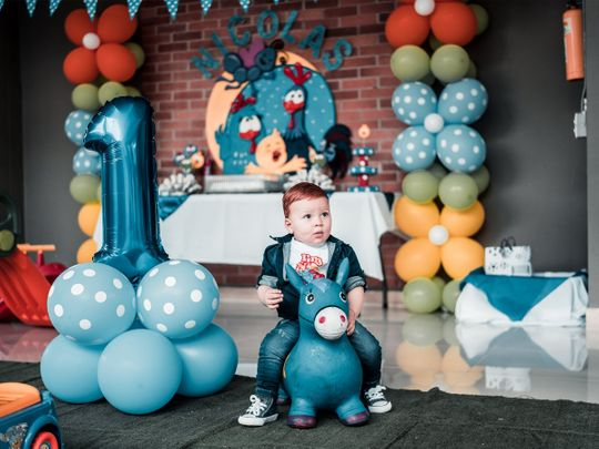Milestones for one year old