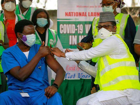 Nigeria covid vaccine