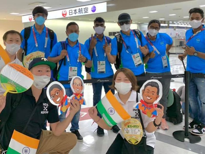 The India archery team for Tokyo 2020