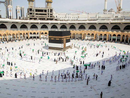Umrah saudi Grand mosque