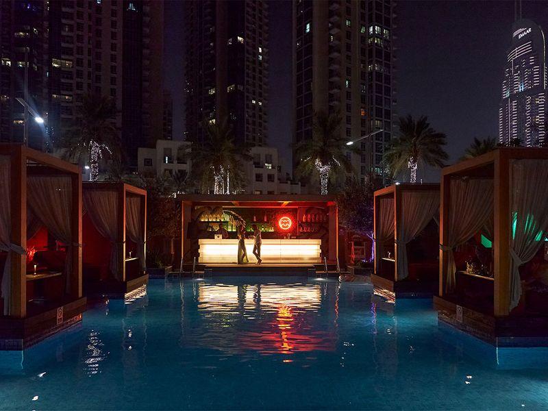 Vida pool