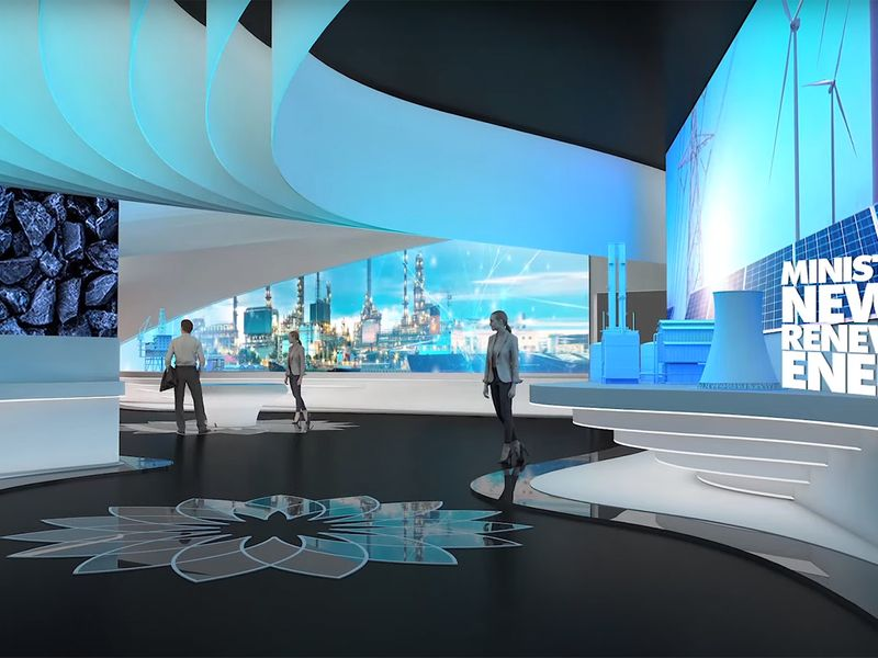 india pavilion expo 2020