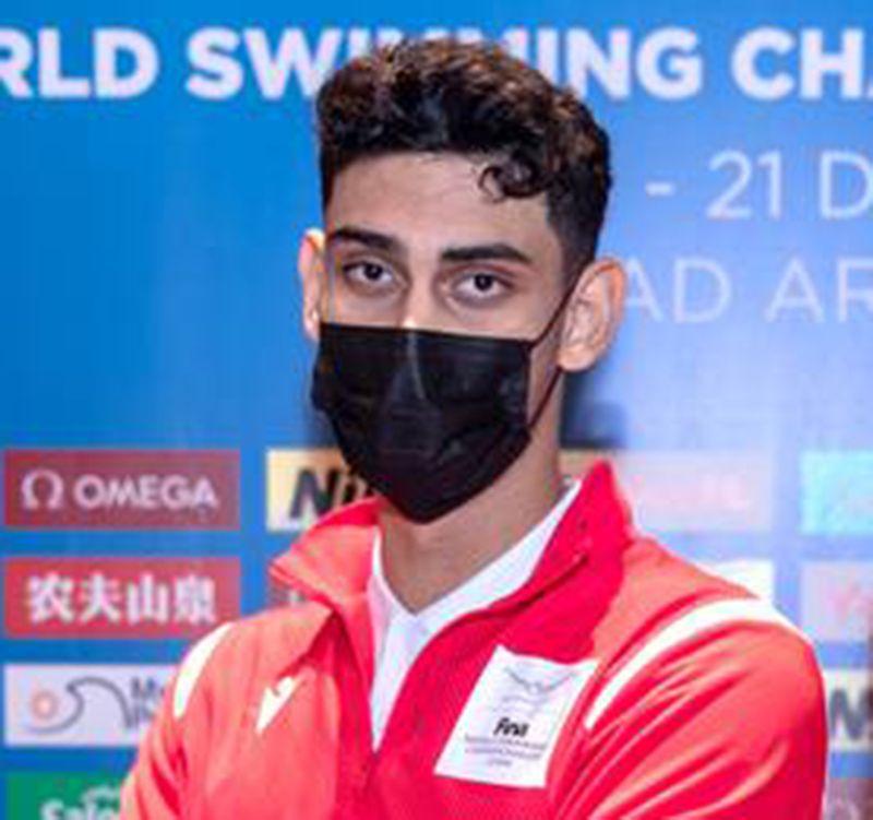 Swimming - Al Matrooshi