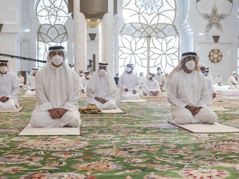 20210720 uae eid prayers