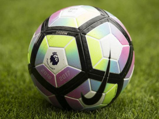 A Premier League footballer has been arrested