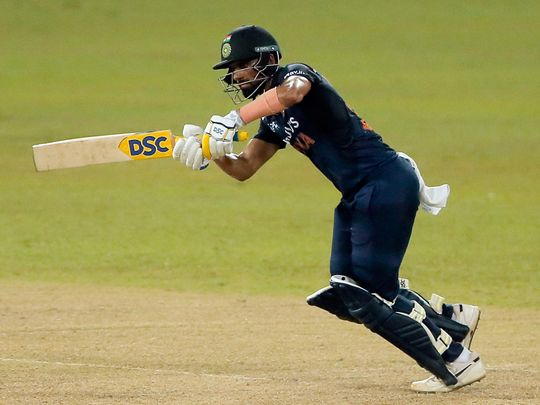 Cricket - Deepak Chahar