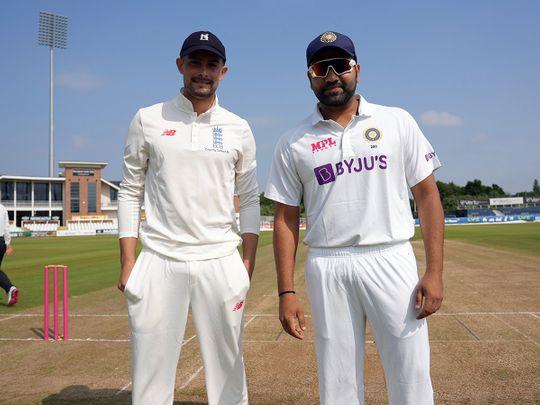 Cricket - India vs County XI