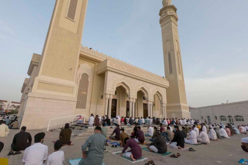 Eid Al Adha Prayers 2021
