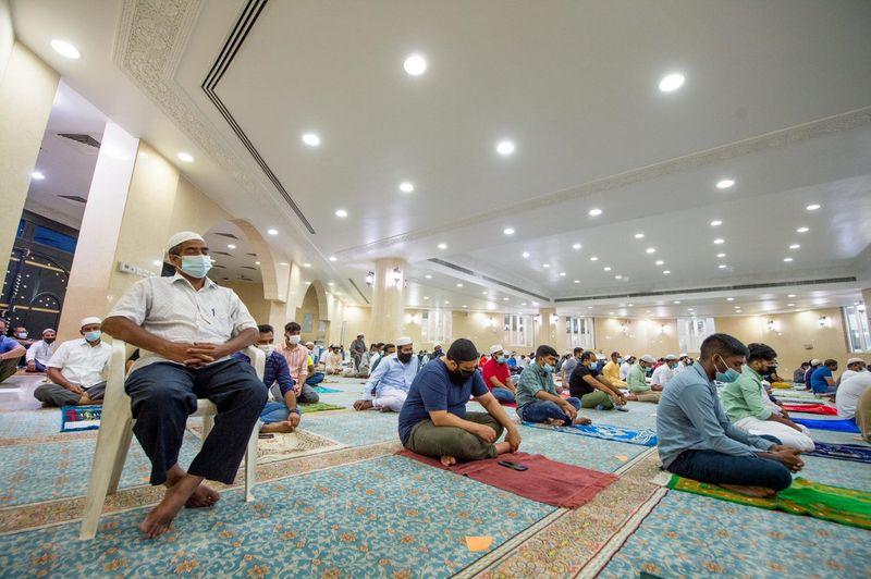 Eid prayers July 2021