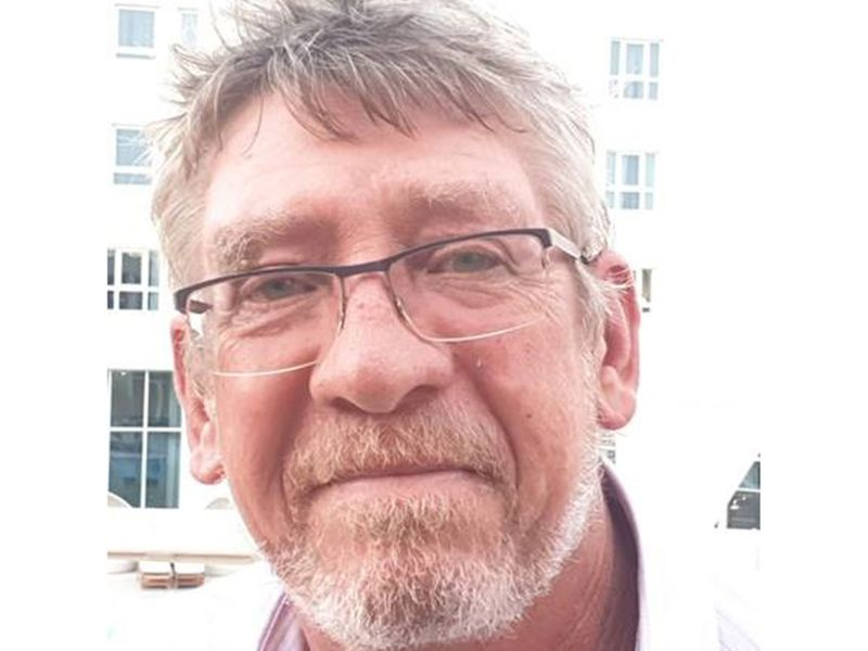 Ian Olwagen, Chairman — The Creek Hack Golf Society