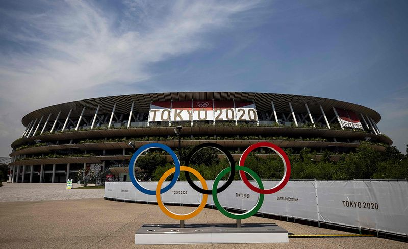 Olympics - Stadium