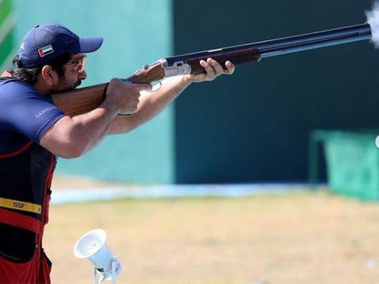 Saif Bin Futtais to represent UAE in shooting - men's skeet at Tokyo 2020