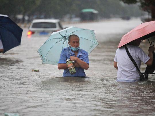 210721 China floods