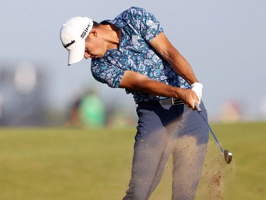 Collin Morikawa leads the US challenge at the Olympics